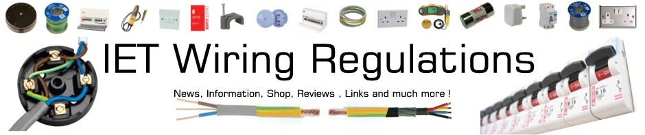 Wiring Regulations Information